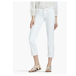 Lucky Brand Jeans Sweet N Crop 10 30 Flap Pocket